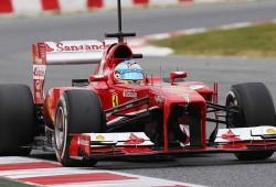 Fernando Alonso se muestra poco sorprendido con las evoluciones del coche