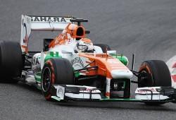 Adrian Sutil: He demostrado ser rápido