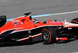 Marussia confirma a Luiz Razia como segundo piloto