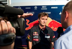 Toro Rosso: James Key cree en la sexta posición