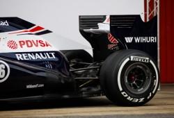 Williams advertido por la FIA debido a su escape ilegal