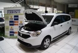 SYRSA Automoción y Ferrosite GLV transforman su vehículo a autogas