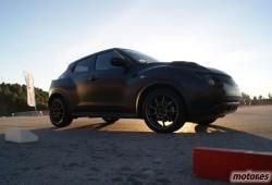 Nissan Juke Nismo 220cv, probamos el prototipo
