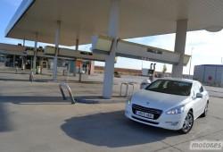 Peugeot 508 4p Allure e-HDI 115 CMP Blue Lion. Así hicimos más de 1.300 km con un solo depósito