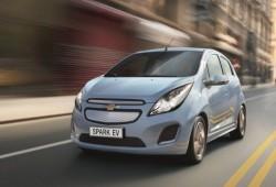El Chevrolet Spark EV se presenta en Europa