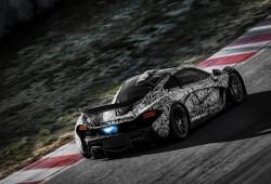El McLaren P1 tendrá 916 CV gracias a su motor híbrido