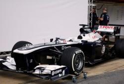 Fernando Alonso debuta en Montmeló y presentación del Williams FW35