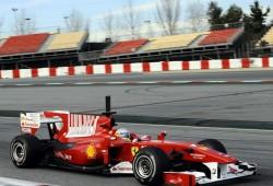 Los test de la Fórmula 1 llegan a Barcelona