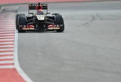 Lotus: debut positivo para el segundo chasis