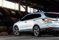 Hyundai presentará el Grand Santa Fe en el próximo Salón de Ginebra