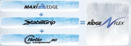 Ridge-N-Flex, lo último de Michelin