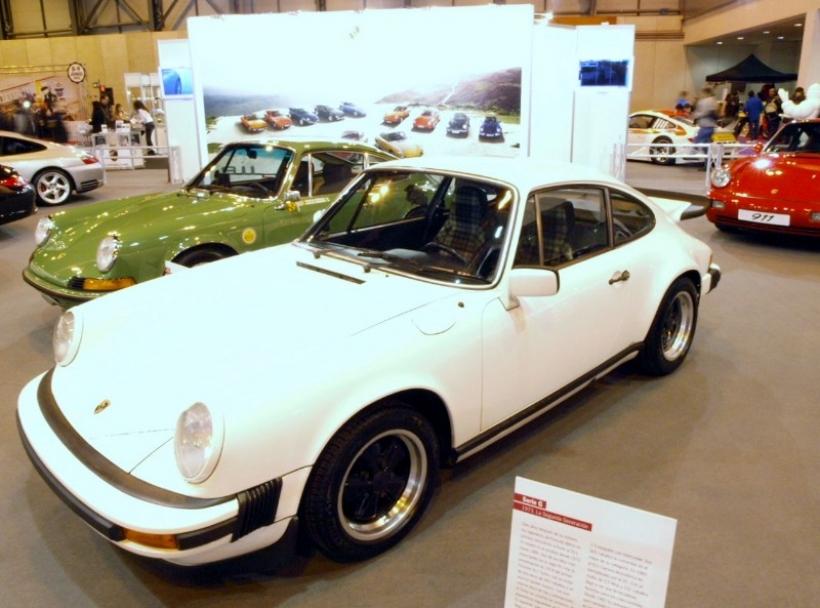 Día de Porsche en ClassicAuto Madrid 2013