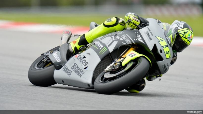 Valentino Rossi: ¡Ésta es mi moto!