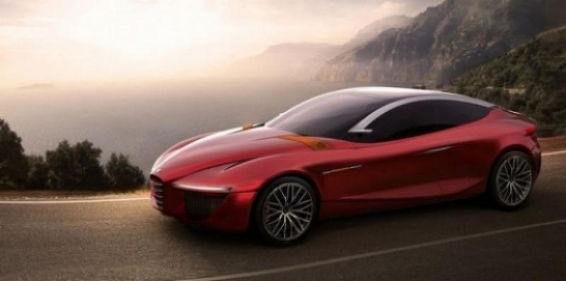 Alfa Romeo Gloria Concept  sera mostrado en Ginebra