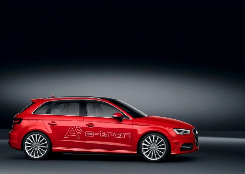 Audi A3 e-tron: prestaciones de deportivo, consumos de híbrido.