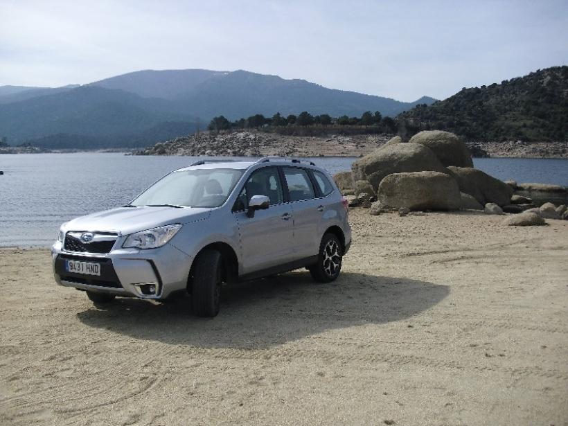 Subaru Forester: Presentación.. Hábil y capaz 15 años después