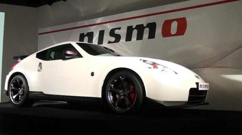 Nissan 370Z Nismo, a la conquista del Viejo Continente