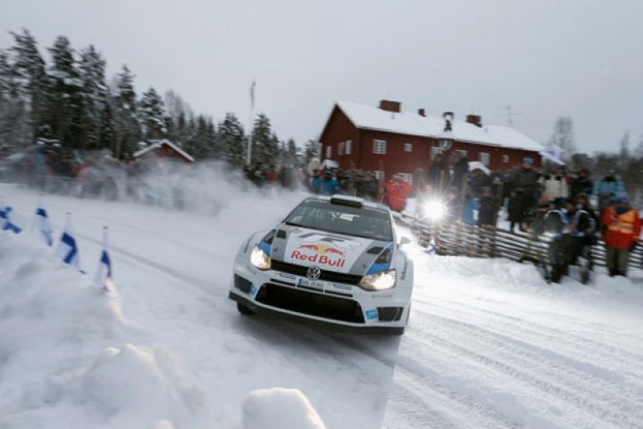 Rally Suecia 2013: Ogier sirvió su venganza bien fría