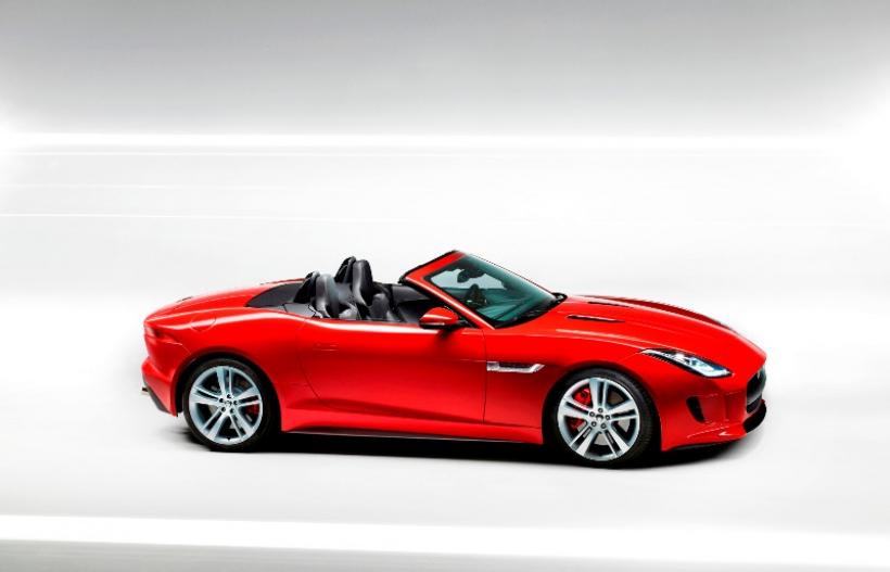 Ya hay precios oficiales para el Jaguar F-Type