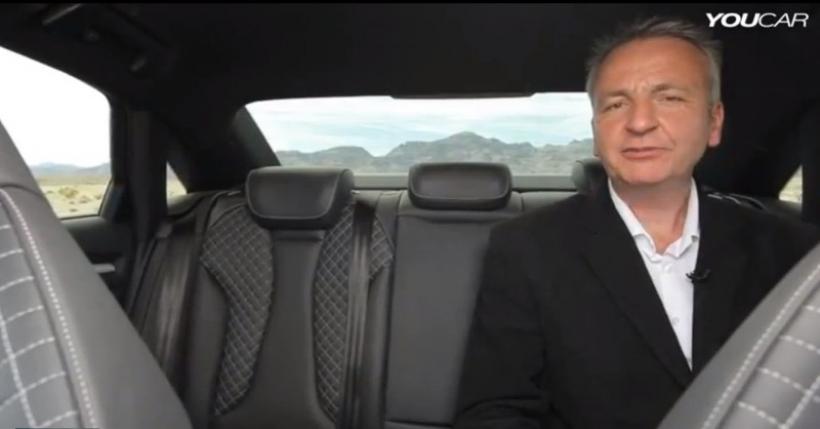 Audi desvela el primer teaser del S3 Sedán