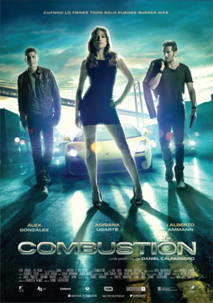 Combustión, trailer oficial, estreno 26 abril