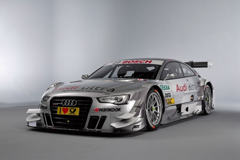 Nuevo Audi RS5, al asalto del título para 2013