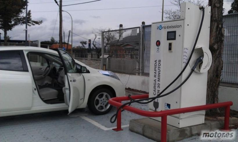 El Nissan Leaf y la odisea del fin de semana
