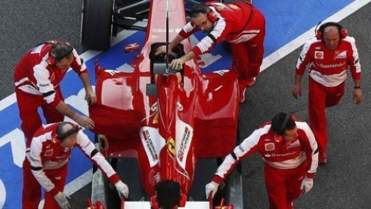 Ferrari ya tiene listo el programa de novedades para el inicio del Mundial