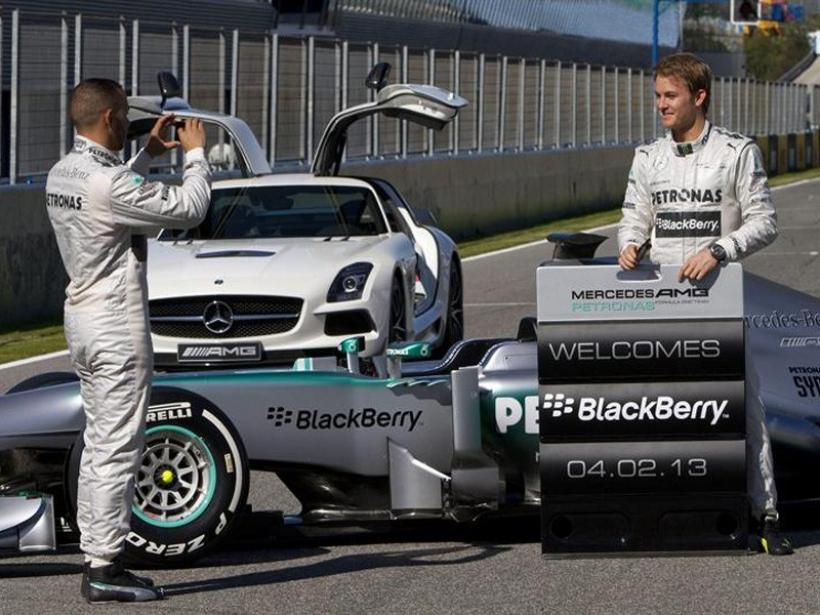 Previo del equipo Mercedes AMG Petronas - Melbourne