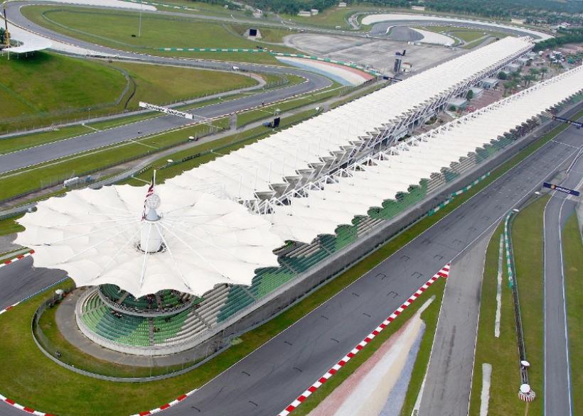 Agenda de eventos y Datos del Circuito - Sepang