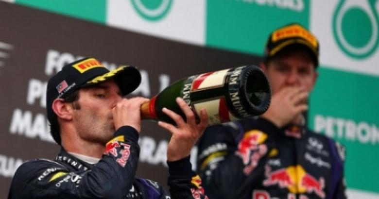 Webber: ''Vettel será protegido como siempre''