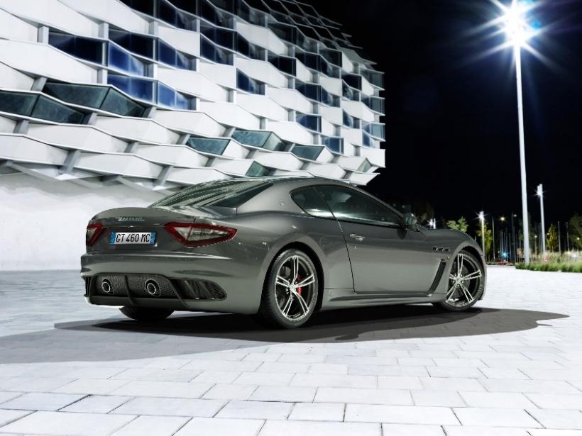 Maserati presenta el nuevo GranTurismo MC Stradale