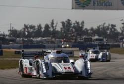 Audi firma un doblete sin competencia