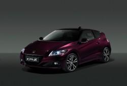 Honda CR-Z 2013, más potencia y equipamiento