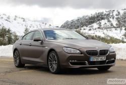 BMW Serie 6 Gran Coupé 640i. No hay más que uno