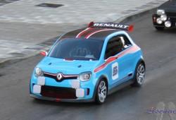 Misterioso prototipo de Renault, ¿un R5 Turbo del siglo XXI?