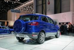 El Ford Ecosport llegó a Ginebra para triunfar en toda Europa