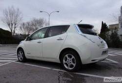 El Leaf, un coche recomendable entre semana