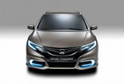 Honda Civic Tourer Concept, mayor espacio compacto