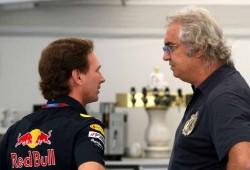 Flavio Briatore sobre Red Bull: Vettel es el jefe