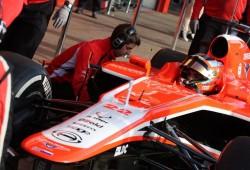 Jules Bianchi, impresionado con el progreso de Marussia