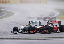 Whitmarsh: habríamos podido complicarle las cosas a Mercedes
