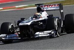 Williams espera estar por delante de Force India y de Sauber