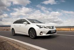 Toyota Avensis 2013, precios para España