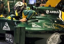 Giedo van der Garde será sustituido en los libres de los próximos Grandes Premios