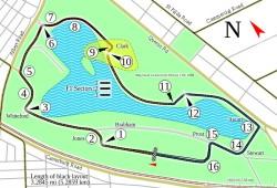Agenda de Eventos y Datos del Circuito - Melbourne
