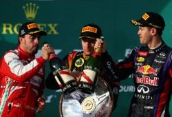 Alonso: 'Empezamos con buen pie'