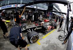 Previo del equipo Lotus F1 Team - Sepang