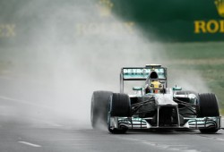 Previo del equipo Mercedes AMG Petronas - Sepang