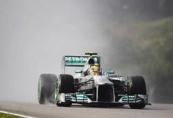Mercedes AMG: sólida calificación, ¿mejor carrera mañana?